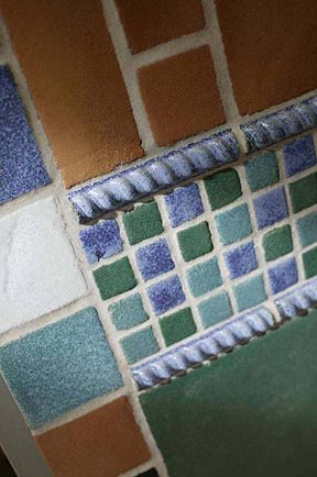 Handmold Mosaic & Molding