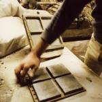 Hand Making Tile