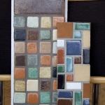 Handmold and Quarry Paver  random mosaics