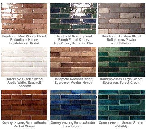 brick color list