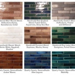 brick color list