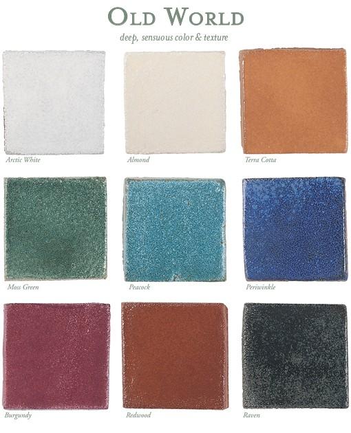 Handmold Seneca Tiles