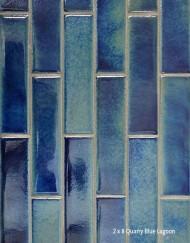 2 1/4 x 8 Blue Lagoon