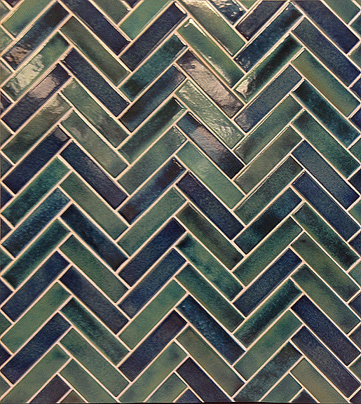 Seneca Tiles Watercolor Blends Chevron