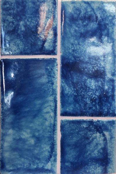 Seneca Studio Handmold Coastal Blue 6 x 12