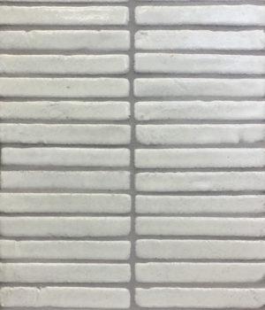 Mosaic 1 x 6 Arctic White