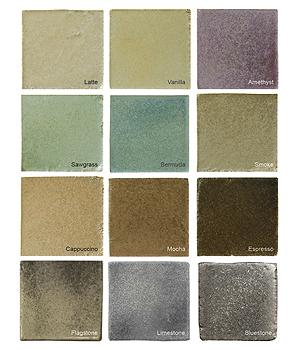 SenecaSelect Color Palette